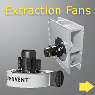 Plymovent Extraction Fans