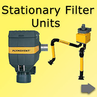 Plymovent Stationary Filter Units