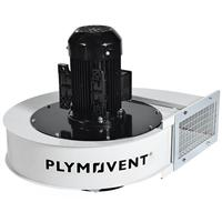0000100306 Plymovent FUA-3000 Extraction Fan 1,1kW, rectangular outlet, 230 - 400v 3ph