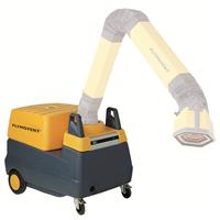 7046-MFE Plymovent MFE Mobile Welding Fume Extractor with Electrostatic Filter (Requires Extraction Arm)